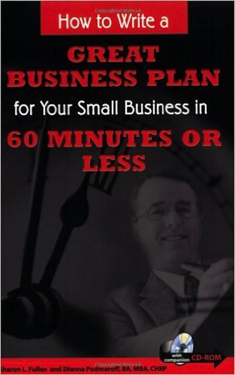 How to Write a Great Business Plan for Your Small Business in 60 Minutes or Less