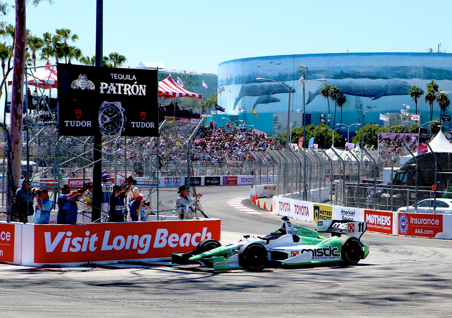 Stars Come Out for Last Toyota Pro/Celebrity Race at Long ...