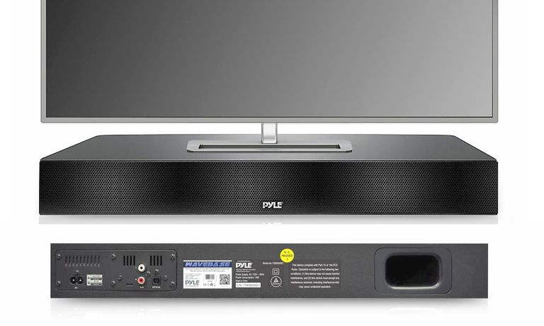 Pyle PSBV600BT Wave Base (TV Not Included)