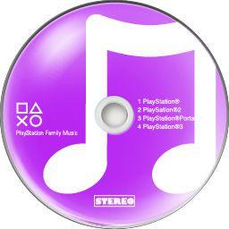 PS Vita Music Icon