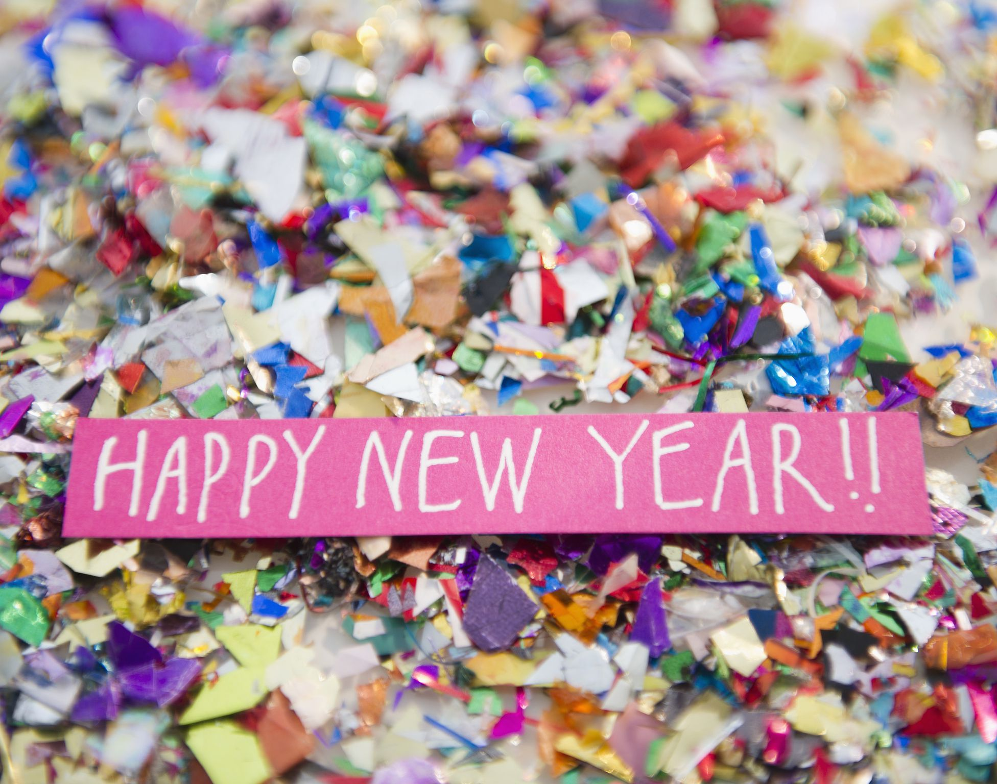 New Year Wordsearch, Crossword Puzzle, And More