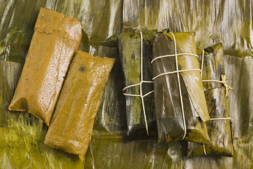Traditional puerto rican pasteles recipe pasteles en hoja from dominican republic forumfinder Choice Image