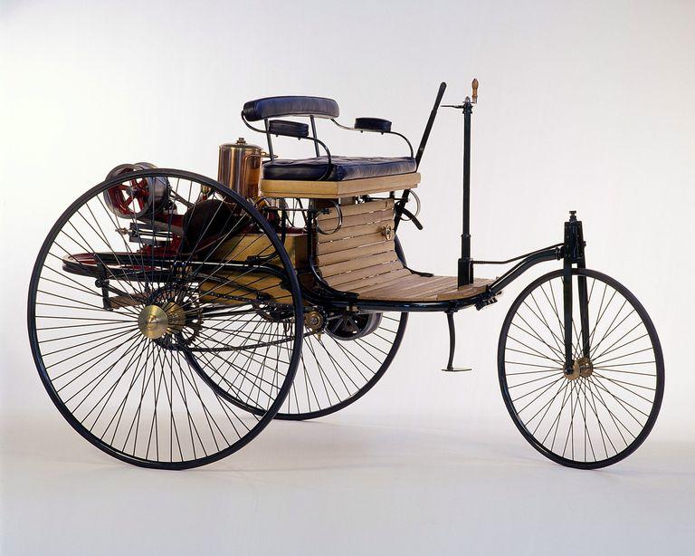 1886 Benz Patent Motorwagen