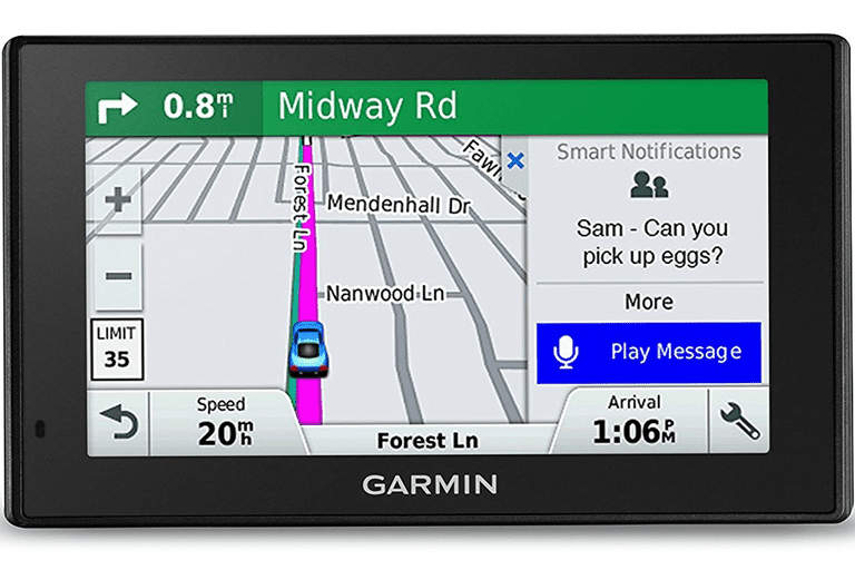 Picture of a Garmin DriveSmart 51 NA LMT-S