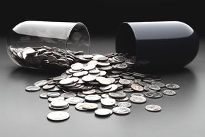 High deductible health insurance
