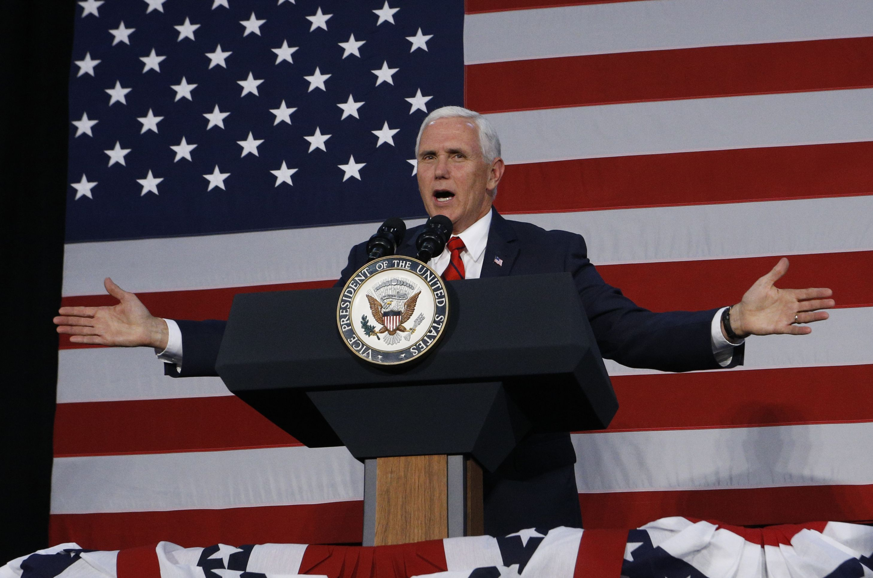 Mike Pence: A Bio of Vice President Mike Pence