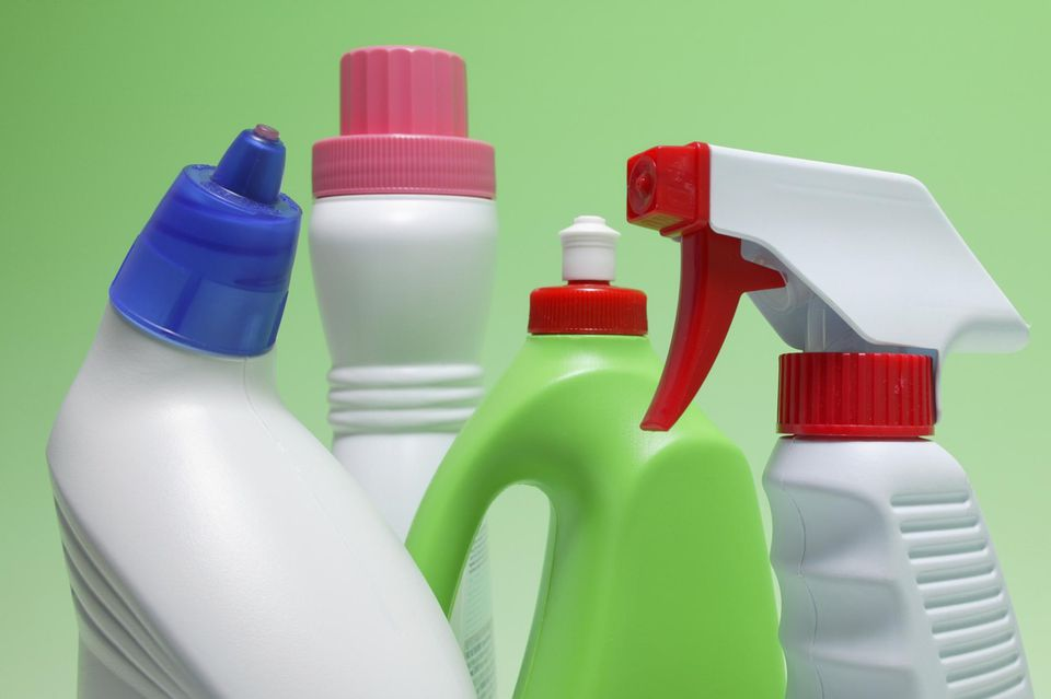 Environment safe products or recycling plastic container