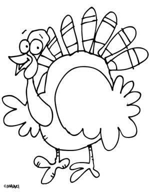 super crayons free turkey coloring pages - Free Printable Turkey Coloring Pages