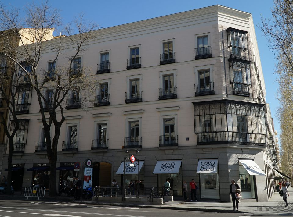 Where To Stay In Madrid Spain