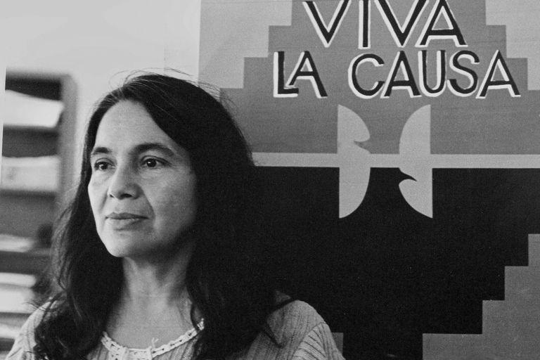 Dolores Huerta, 1975