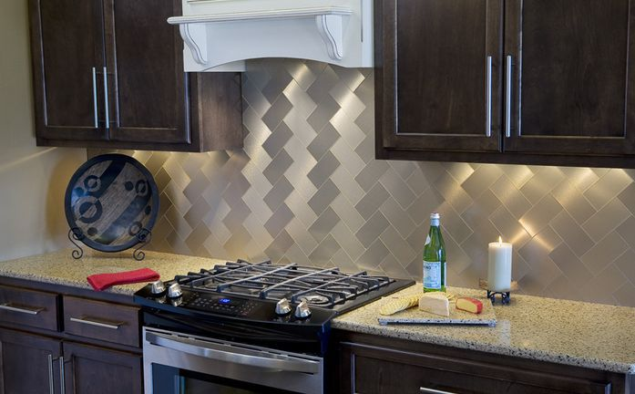 kitchen backsplash material options the best backsplash materials for kitchen or bathroom 19149