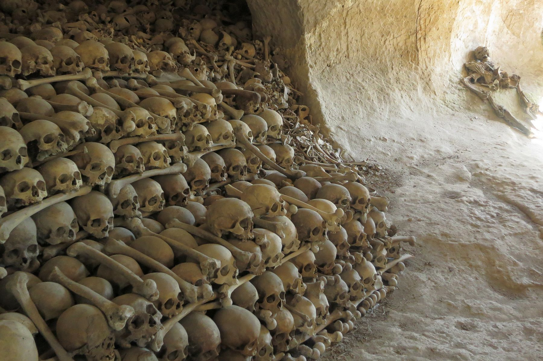 Catacombs Mummies And Spooky Places In Italy