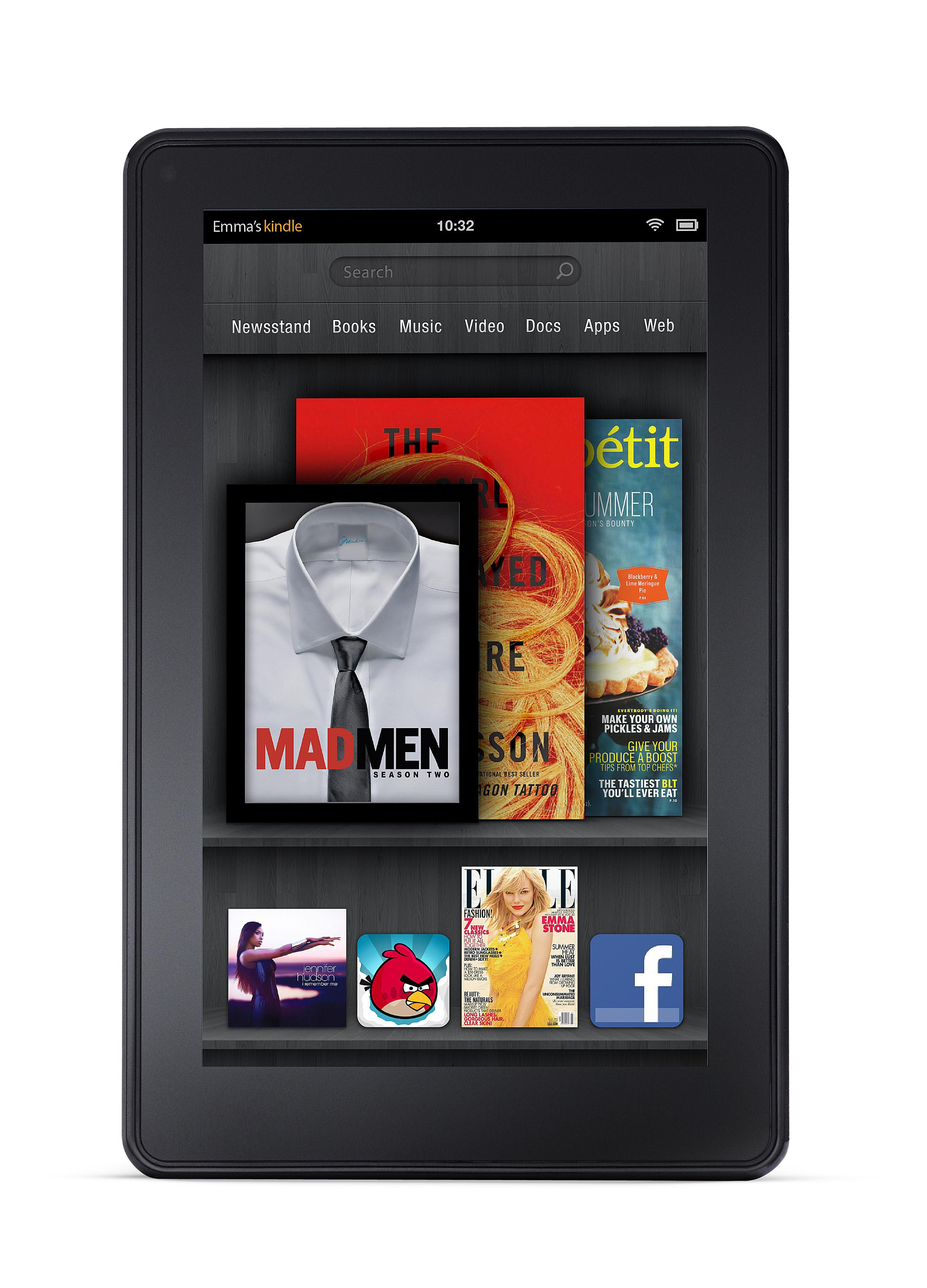 Galaxy Tab Kindle Fire and Nook Tablet Smackdown
