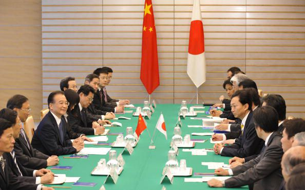 Chinese Etiquette - Chinese Business Meetings