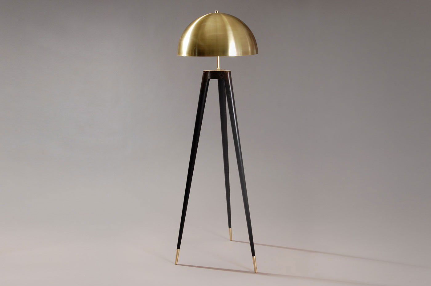 Surveyors Floor Lamp - 8 super chic modern floor lamps