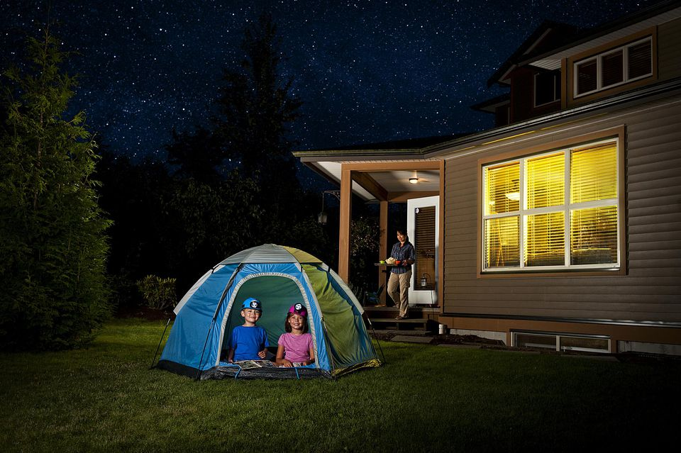 Have a Staycation Vacation in Your Own Backyard