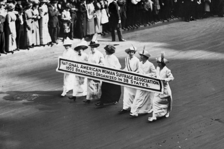 Suffrage Parade 1913