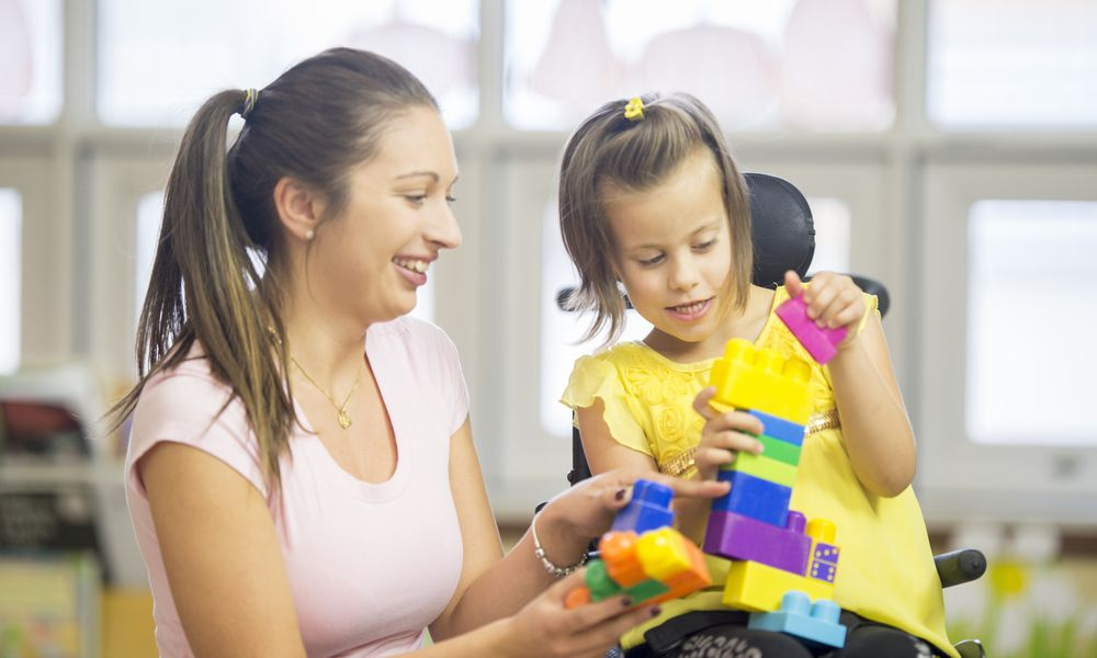 The impairments associated with cerebral palsy may lead to specific behavior problems.