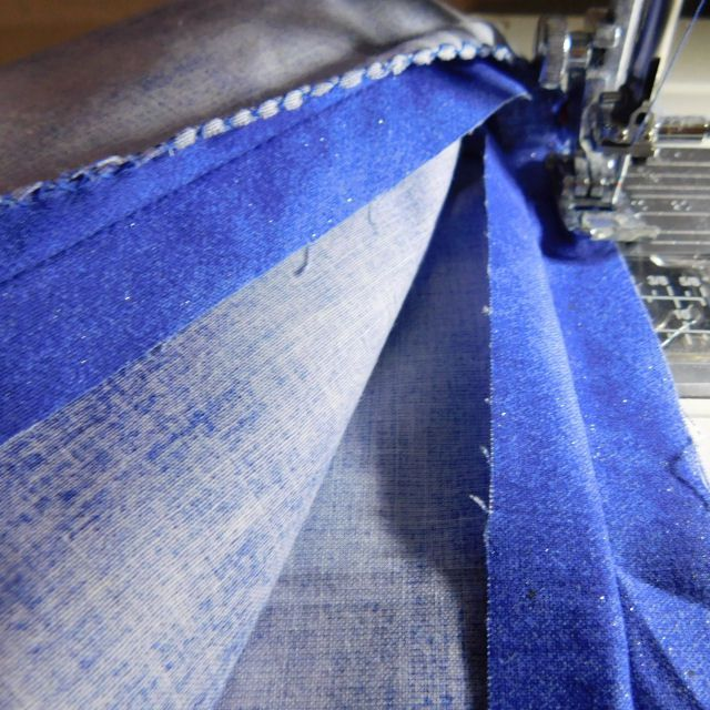 how to sew a zigzag seam finish