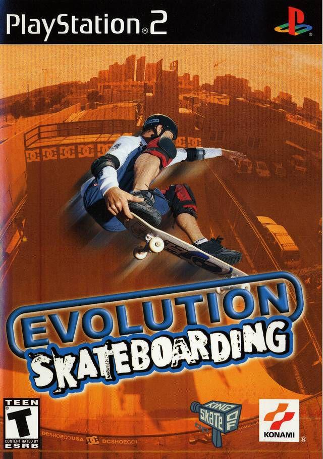 Quot Evolution Skateboarding Quot Cheats And Unlocks Ps2