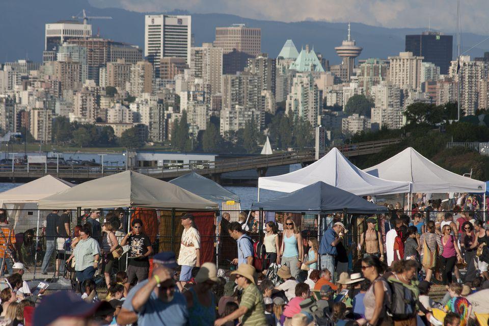 Vancouver Folk Festival