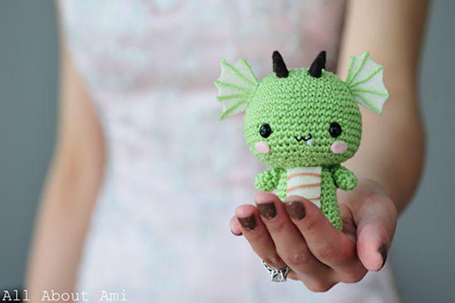 DIY Toy Dragon