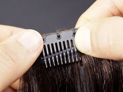 How to place clip in hair extensions diy hair extensions how to place clip in hair extensions in short hair pmusecretfo Gallery