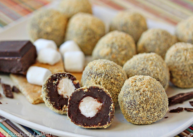S'mores Truffles Recipe