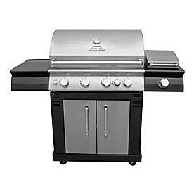 Master Forge 4-Burner Gas Grill Model #P3018