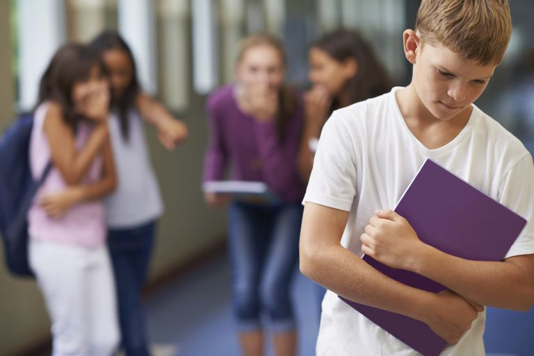 Parents and teachers can help prevent and handle bullying in school.