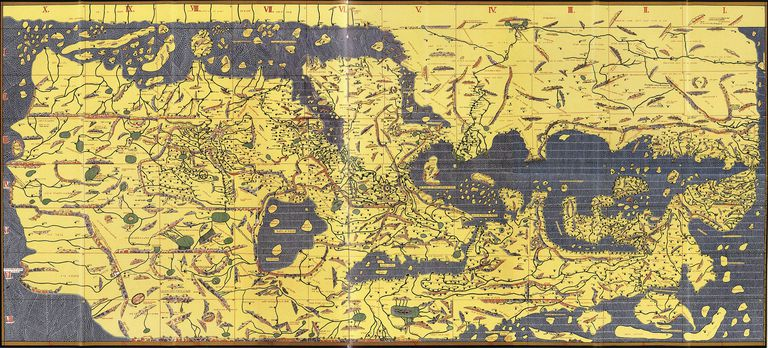 Islamic geography in the middle ages the rise of islamic geography in the middle ages gumiabroncs Images