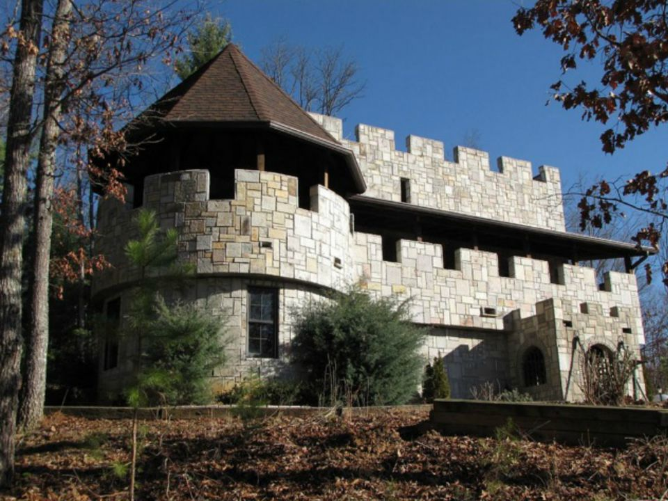 Castle Vacation Rental in Smoky Mountains