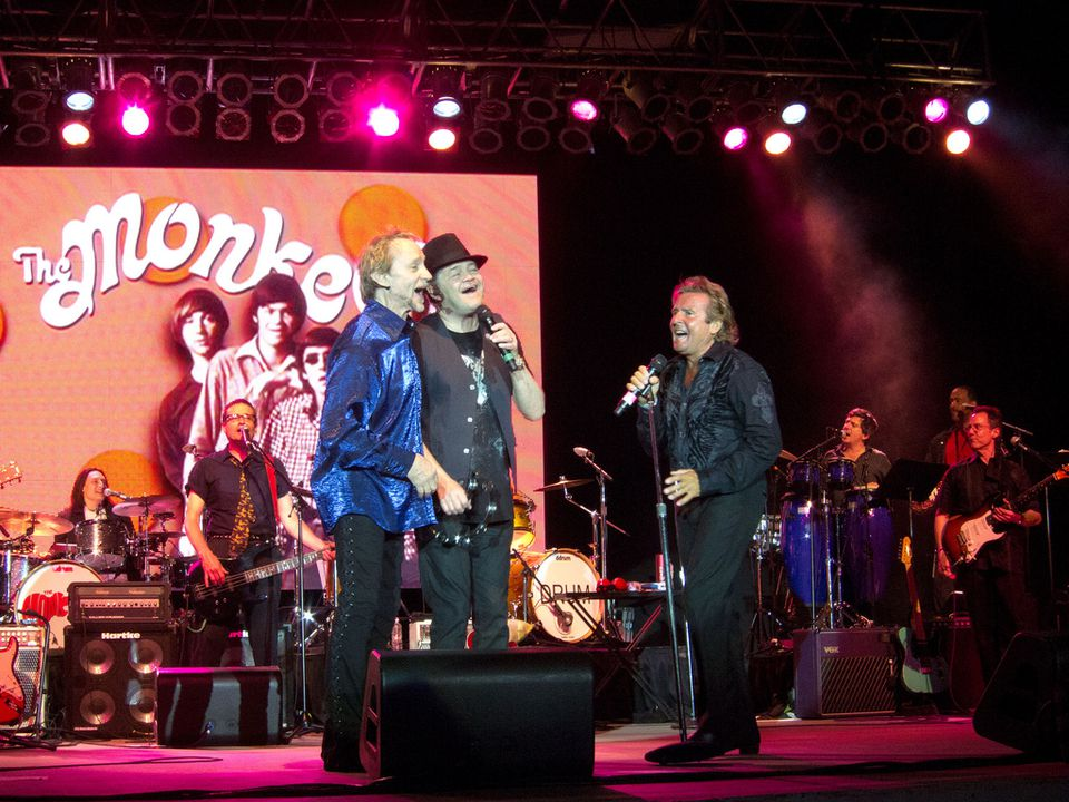 The Monkees in 2011