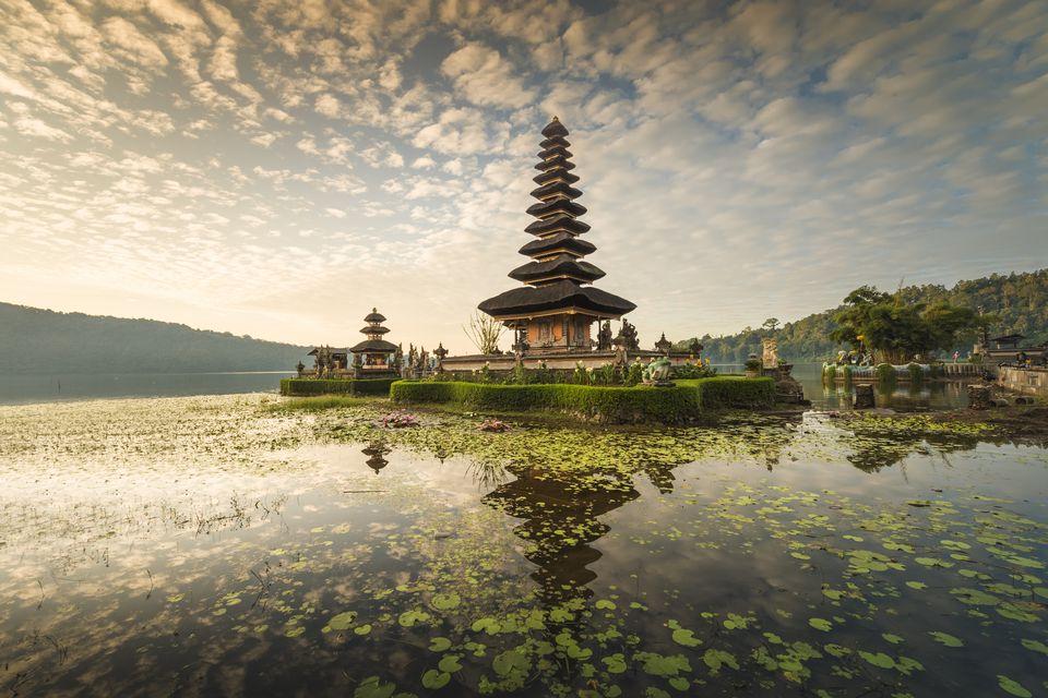 Pura Ulun Danu Bratan Temple