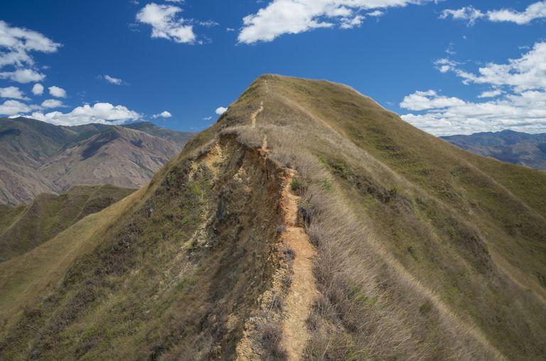 Mountains of Vilcabamba, Ecuador