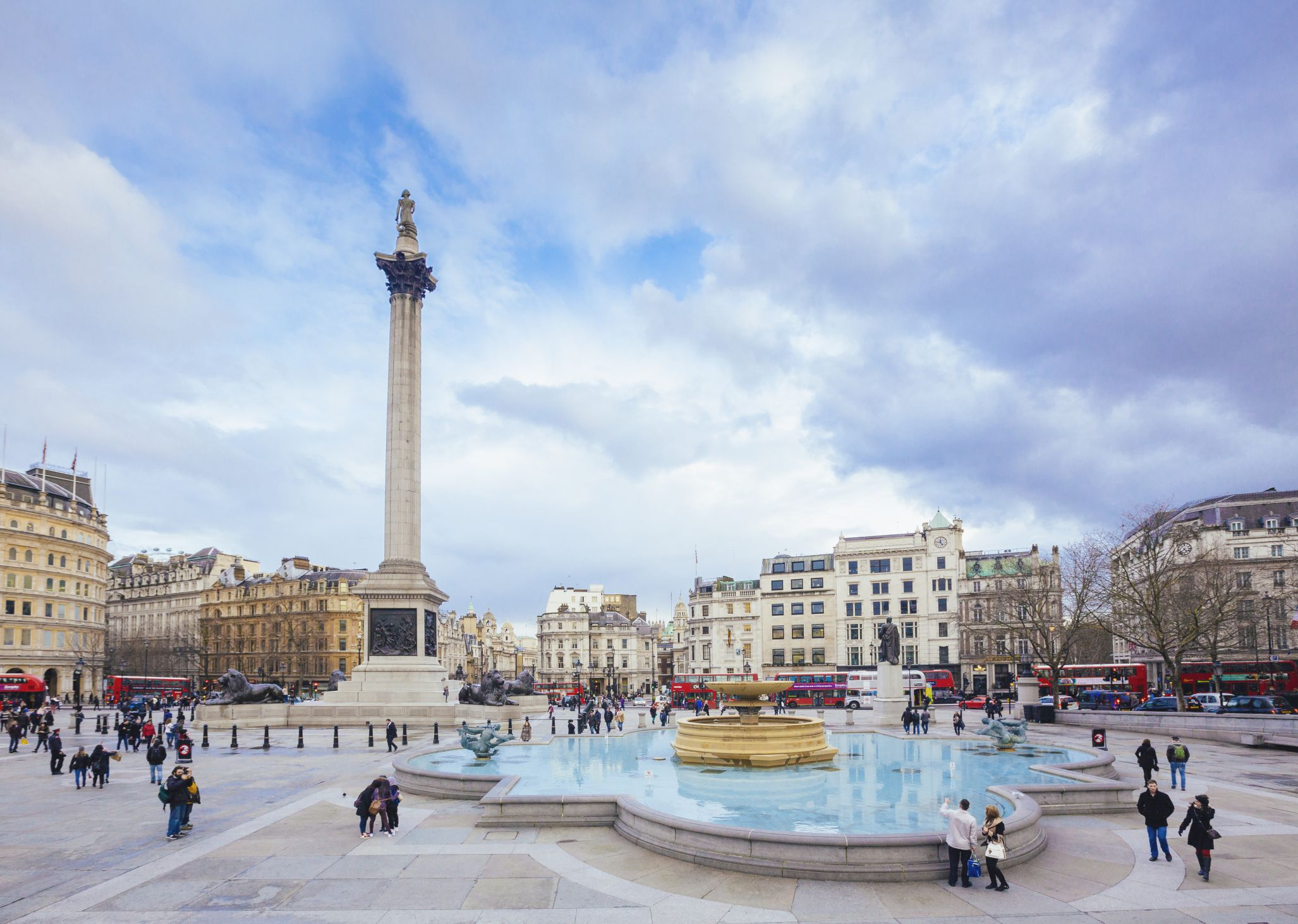 Hotels Near Trafalgar Square