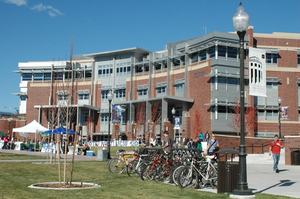 Joe Crowley Student Union at the University of Nevada, Reno
