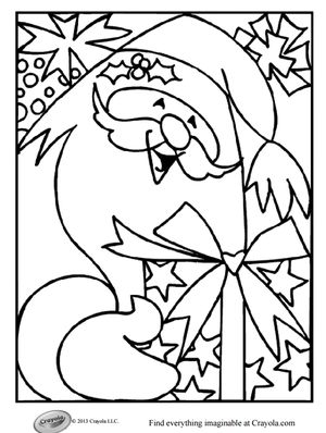 crayolas free christmas coloring pages - Free Coloring Pages Com Christmas
