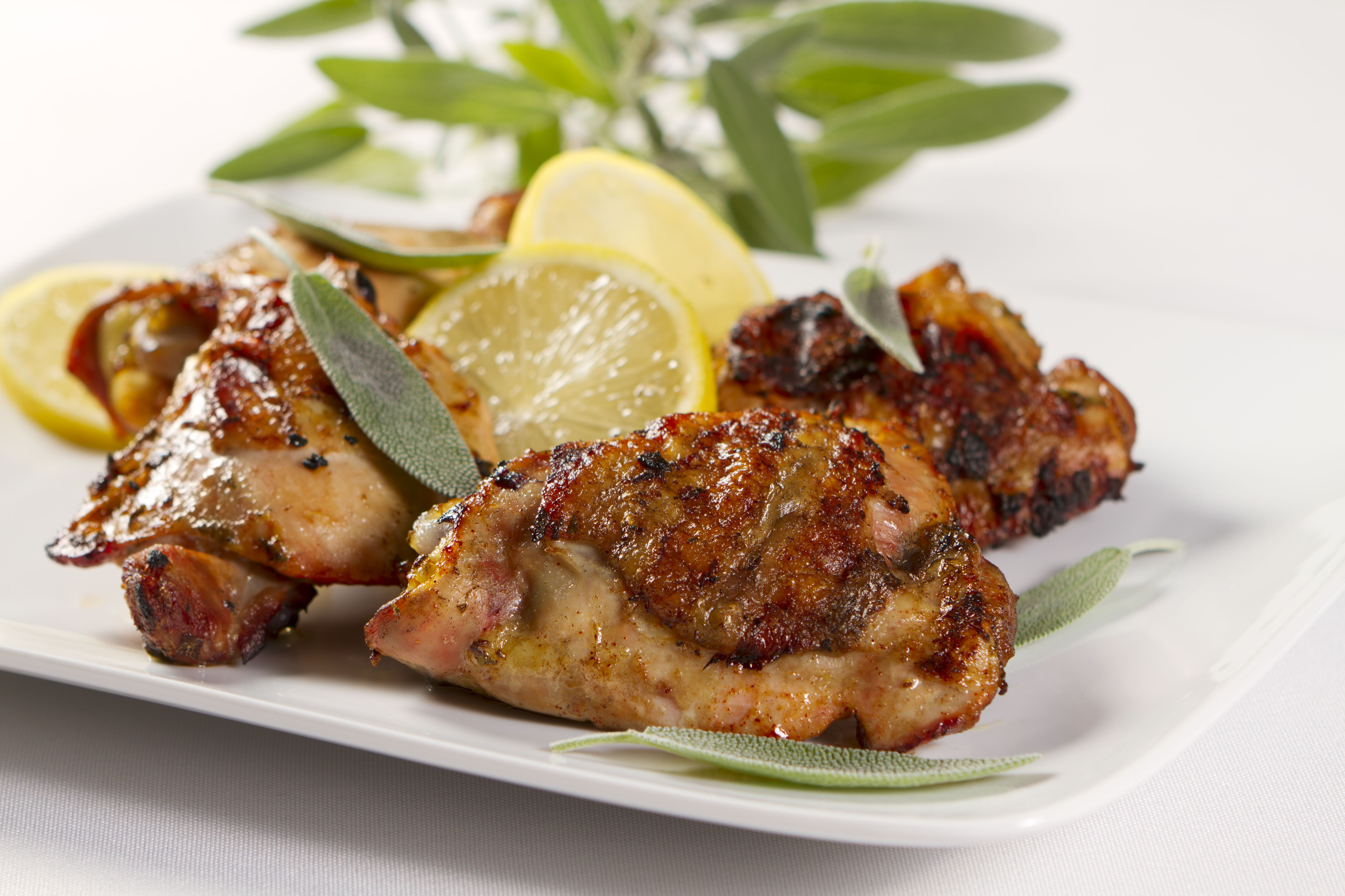 Lemon Sage Chicken Marinade Recipe