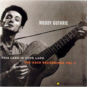 Woody Guthrie - The Asch Recordings