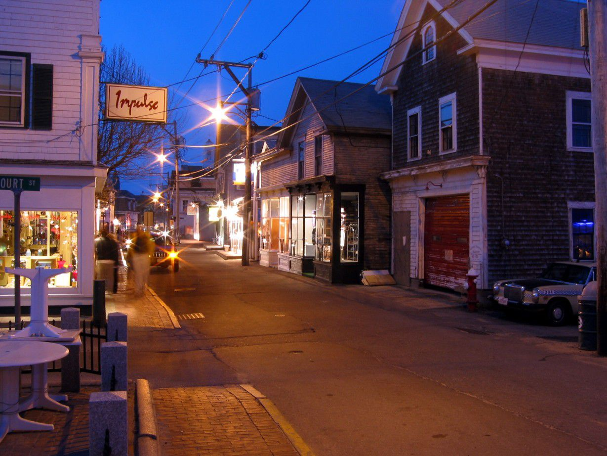 Cape Cod Hotels >> Top Attractions in Provincetown - Provincetown Gay Vacation Guide