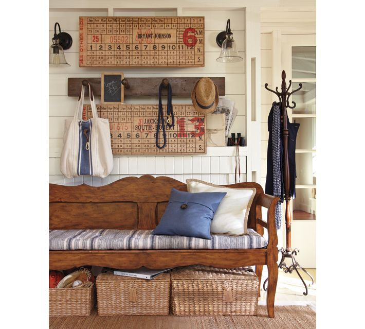 Darby Entryway Bench from Pottery Barn