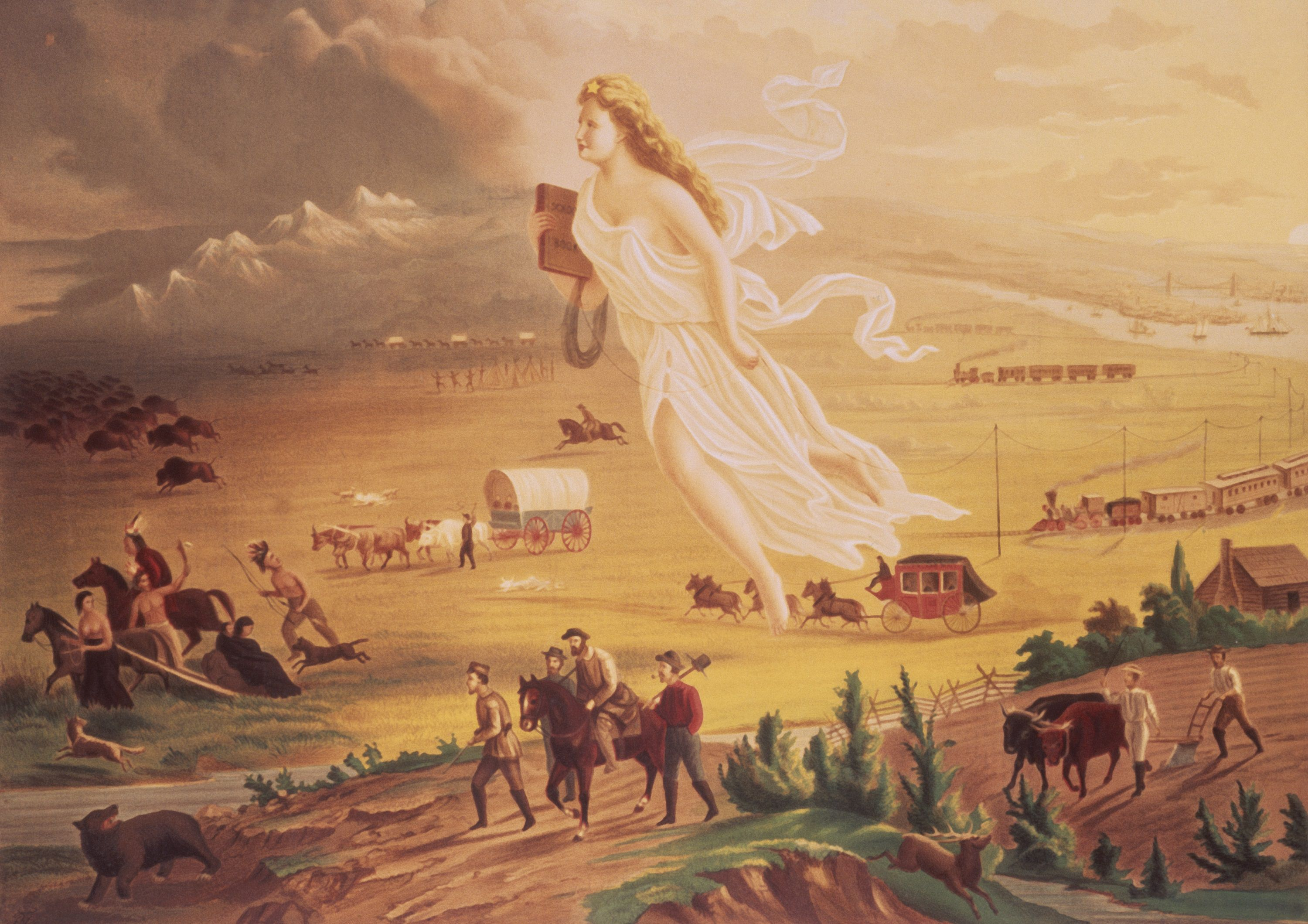 a discussion on manifest destiny and american borders expansion Should the united states enter a new era of manifest destiny and further expand american for a town hall discussion the question of an american.