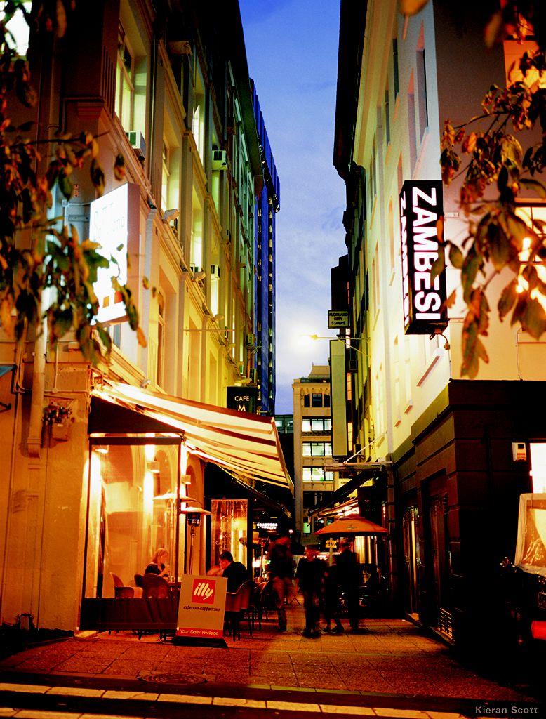 Vulcan Lane Auckland
