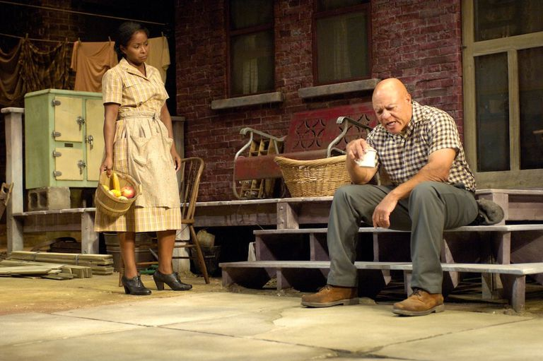 a literary analysis of the play by august wilson August wilson's fences: summary & in the play fences, which was written by august wilson, bono, gabe, and alberta are all very important people in troy's life bono is troy's best friend, and through him the reader learns that troy is a very strong character.