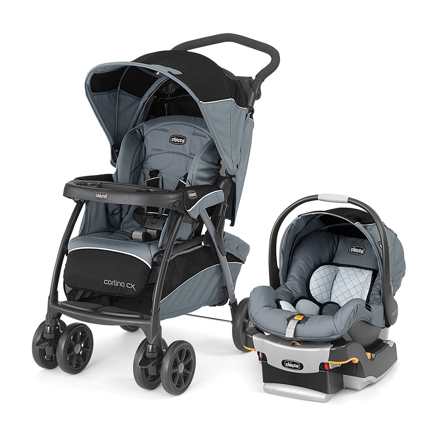 Should You Try The Chicco Cortina Travel System