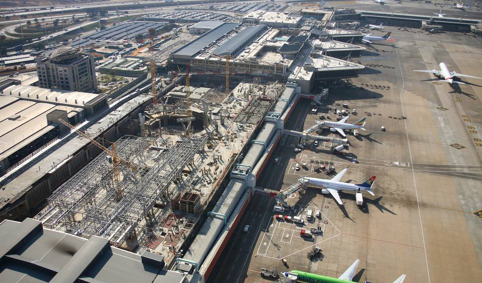 Your Guide to O.R. Tambo Airport in Johannesburg South Africa