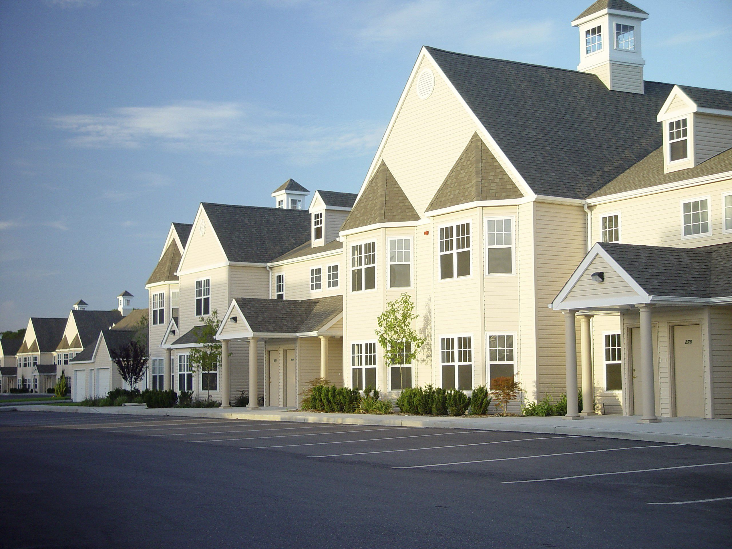 Commercial Property Types : Commercial real estate property types