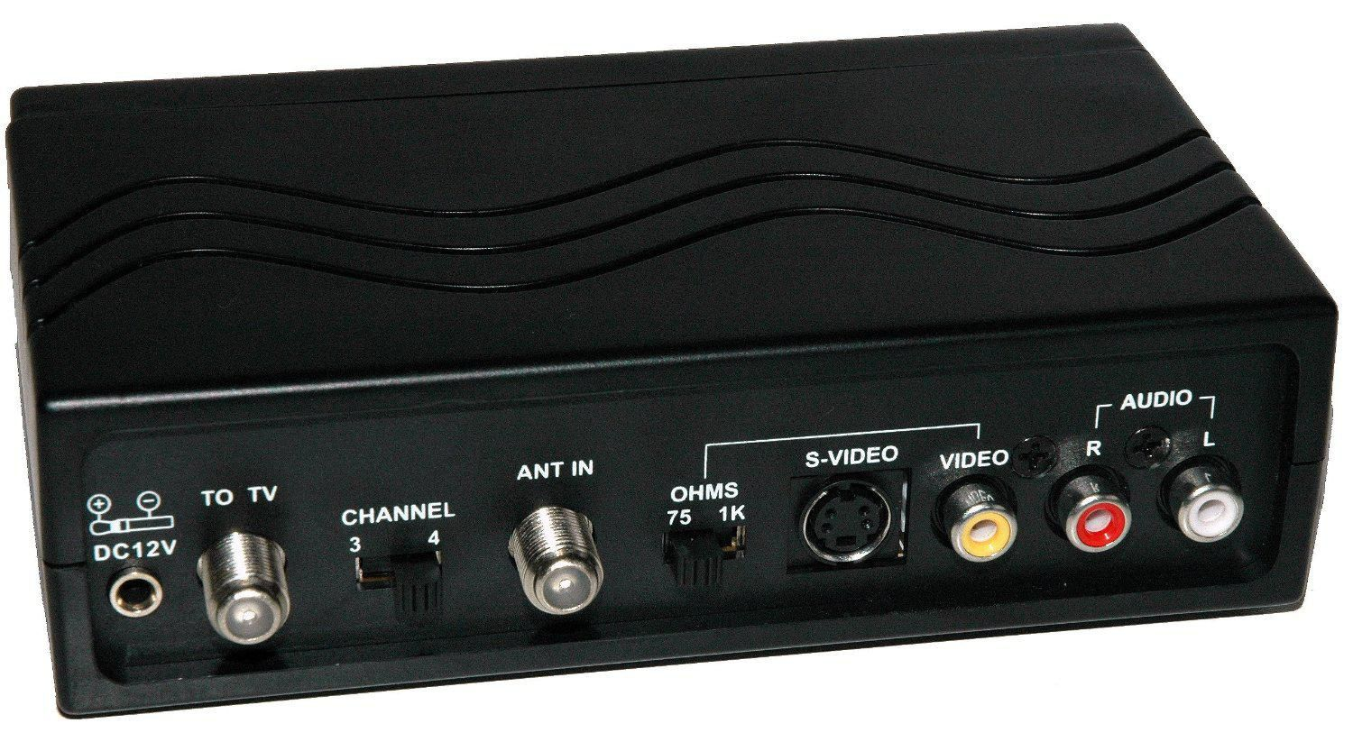 Rogers Auto Sales >> The Role Of An RF Modulator In A DVD Player/TV Setup