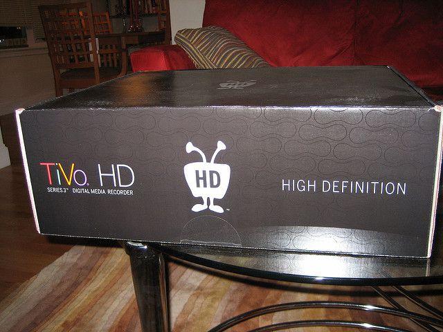 HD TiVo